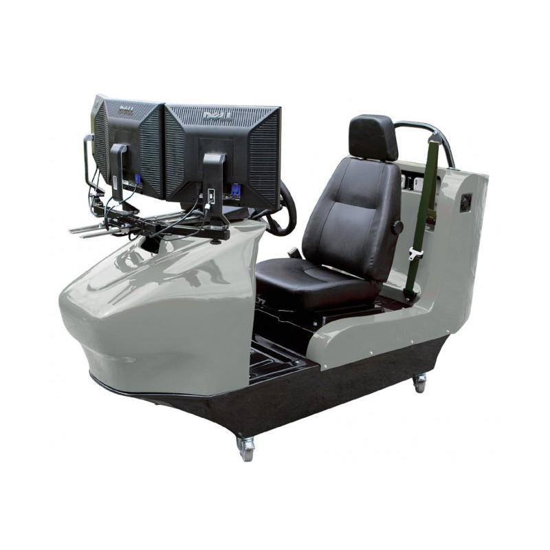 simulateur risque routier